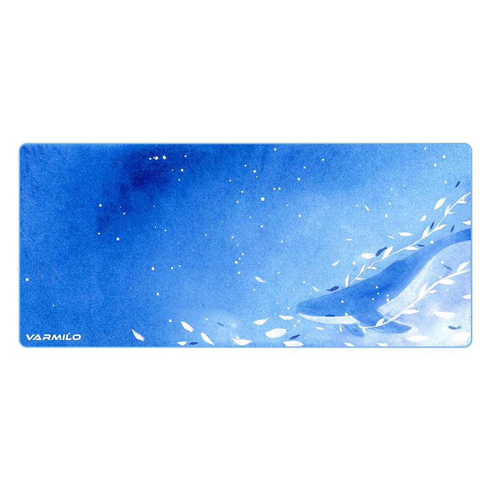 VARMILO DESIGN CORE MASSIVE DESK PAD SEA MELODY