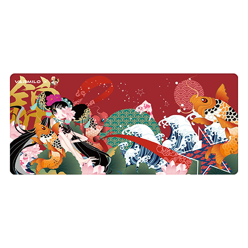 VARMILO DESIGN CORE MASSIVE DESK PAD KOI