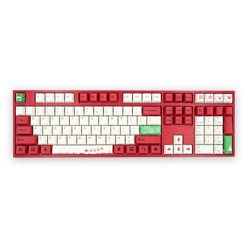 VARMILO PBT 염료승화 CHRISTMAS LIMITED EDITION 영문