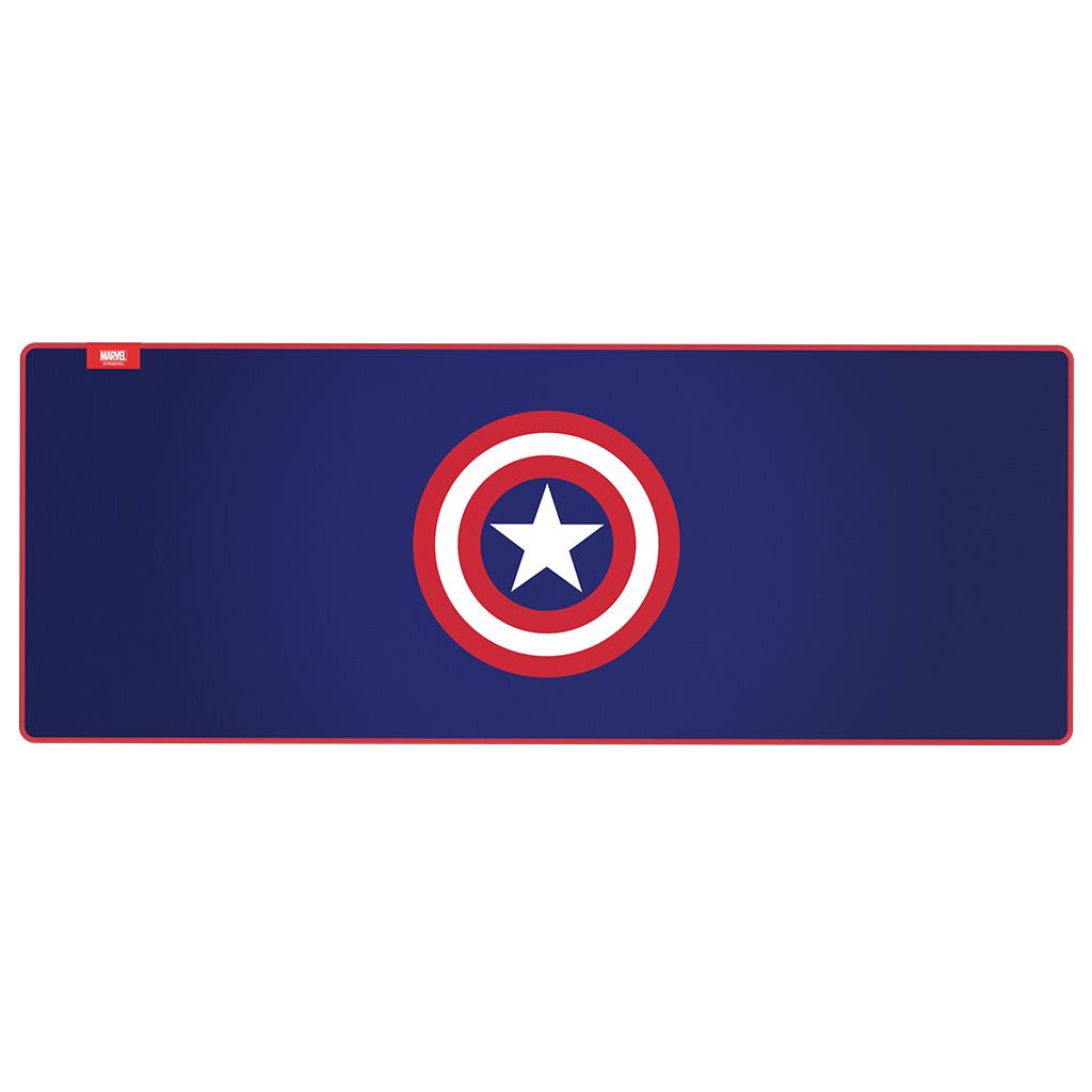 BRAVOTEC 마블 캡틴아메리카 데스크 장패드 일반형
