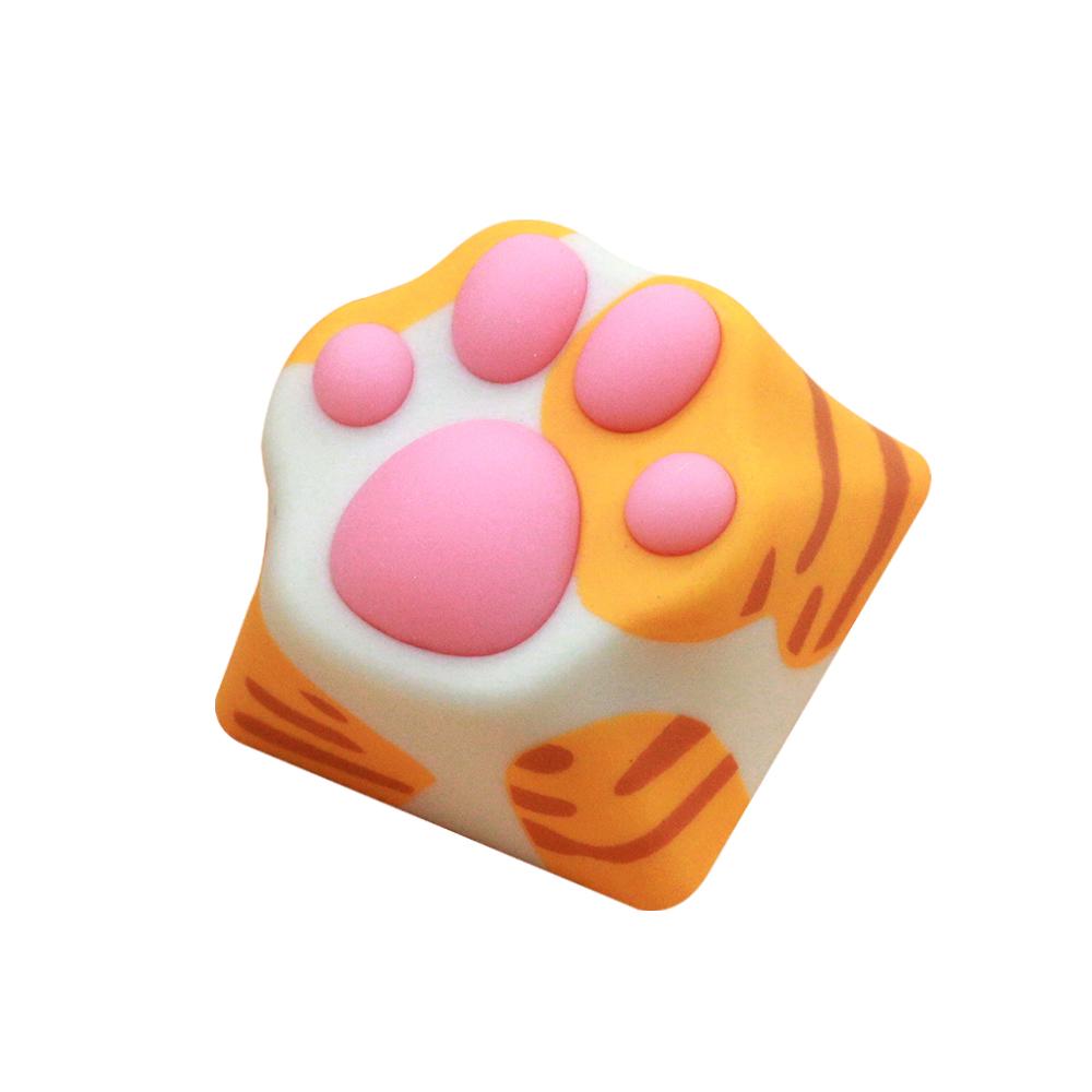 VARMILO X ZOMO 고양이 발바닥 ABS 키캡 치즈냥